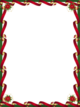 christmas page borders for microsoft word free  microsoft christmas borders - Kleo.beachfix.co